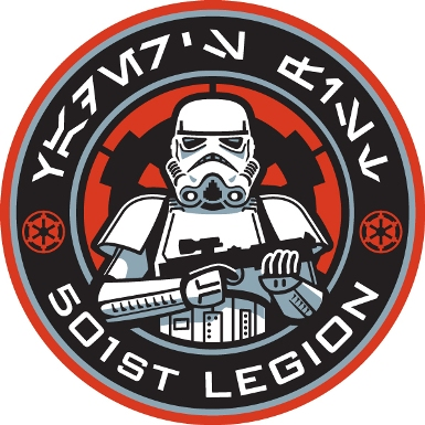 501st Legion, Rebel Legion, & Michigan Droid Builders